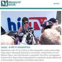 Kálmán Olga kirúgásánál is nagyobb baj van a magyar médiában