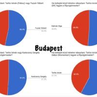 A Nyugdíjasok Budapestje Karácsonyt akarta, de a jövő zöld