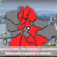 Ami az MSZP budapesti kampányvideójából megint kimaradt