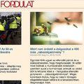 A kiló nem százat jelent. a Fordulat szociáldemokrata hírmagazinban.