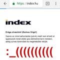 A kiló nem százat jelent az Index.hu-n.. upsz. Hogy ne maradj olvasnivaló nélkül: https://kilonem100.blog.hu