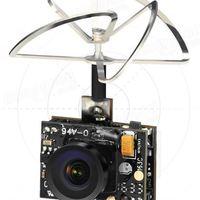 Hogyan tuningoljuk fel élő kamera képpel a quadcoptert? (Eachine TX02, FPV kamera, monitor)