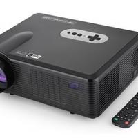 Megfizethető moziélmény - Excelvan CL720D LED Projektor - Teszt