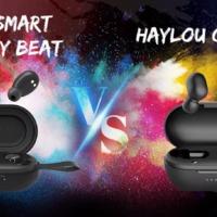 A legjobb Earbuds fülhallgatók 2019-ben: Tronsmart spunky beat és Haylou GT1 Pro összehasonlítás