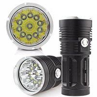 Brutális fényerő, 11 ledes lámpa - Teszt