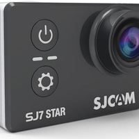 Sport kamerák SJCAM SJ6 LEGEND, SJ7 STAR - Ajánló (4K interpolated WiFi Action Camera Novatek NTK96660 2.0 inch)
