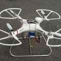 Cheerson CX-20 quadcopter - gyakorlati tapasztalatok (multicopter, quadrocopter, mini helikopter, dron, modell)