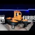 H801 FPV WIFI Drón bemutató