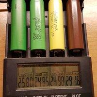 A 18650-es Li-Ion akkumulátorok nagy tesztje (30 féle)
