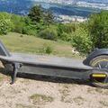 Kirándulás  Hármashatár-hegyre Ninebot G30Max társaságában
