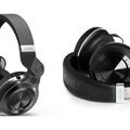 Bluedio T2 összecsukható bluetooth fejhallgató - Teszt