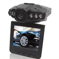 Autós baleseti és eseményt rögzítő kamera (biztonsági kamera, menetrögzítő, miniDV, éjjellátó, fekete doboz)