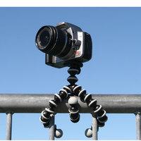Gorillapod formájú kamera, fényképezőgép, fotó állvány (tripod, monopod)
