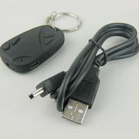 mini kulcstartó kamera (távirányító, riasztó, kémkamera)