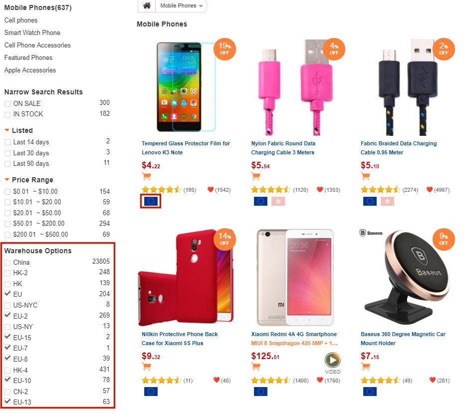 5dc2300d11 Kínai cuccot Vám és Áfa mentesen? - Kínai termékek szubjektív tesztje