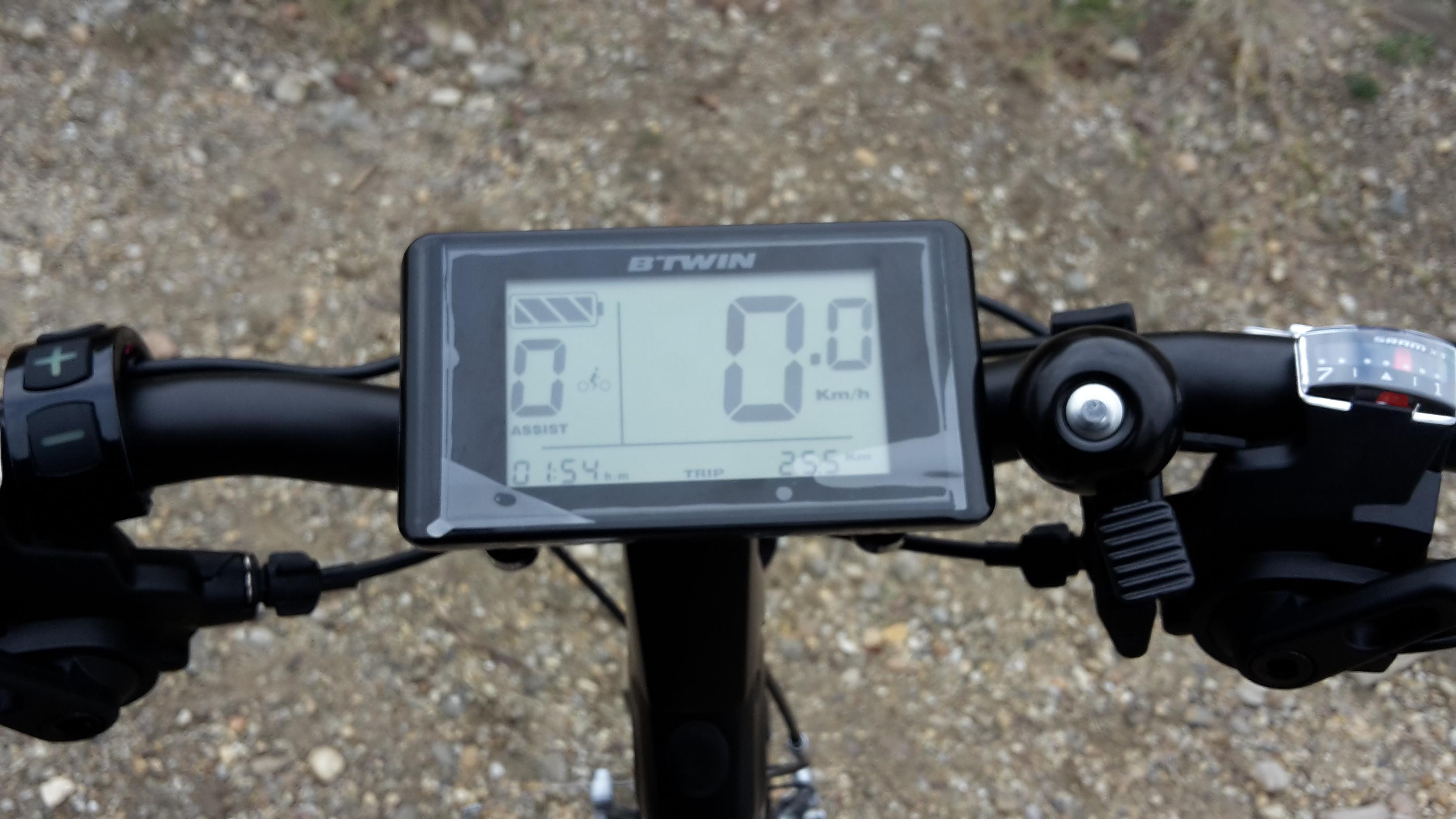Decathlon elektromos kerékpár