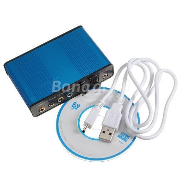 USB-s 6 csatornás hangkártya laptophoz - Teszt - Kínai termékek ... ca57dbac3e