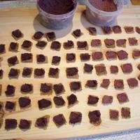 Gregory napkex és málnakrém receptje