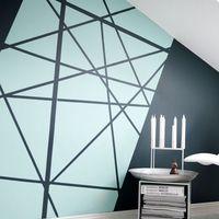 Hogyan dobjuk fel geometrikus mintákkal a lakásunkat!