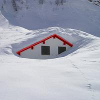 Hófogás és hóvédelem a tetőn