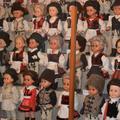 Babaméretű népviseleti kiállítás az Incze László céhtörténeti múzeumban