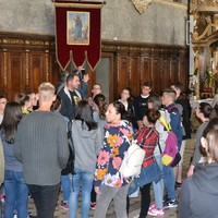 Ortodox templom megtekintése