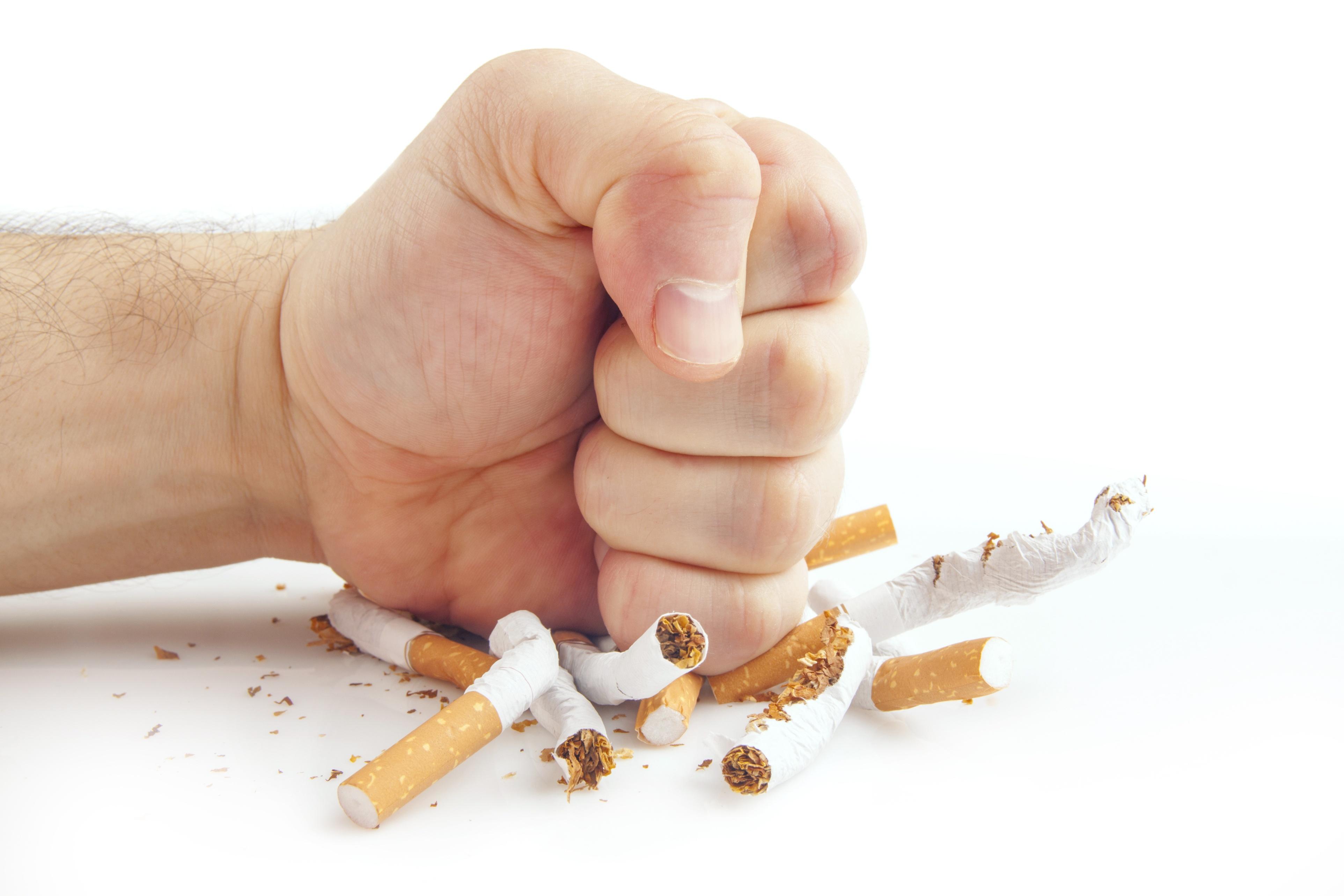 Megígértem, hogy leszok a dohányzásról