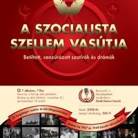 'A szocialista szellem vasútja' az Örökmozgóban