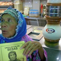 Malajzia: blogol a szupernagyi