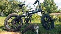 Kipróbáltuk - ADO A20F, vadállat elektromos bringa