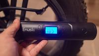 Enusic mini elektromos pumpa – autóba szinte kötelező