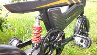 Hihetetlenül menő a legolcsóbb elektromos kerékpár, kipróbáltuk!