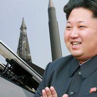 Atomot Észak-Koreára