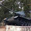 T-34-es tank Nemesmedvesen