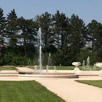 Keszthelyi Festetics-kastély kertje
