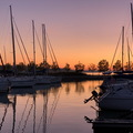 Balaton a vénasszonyok nyarán - naplementében és verőfényes nappal