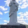 """""""Magyar Rio"""" - A tarcali Áldó Krisztus szobor és bányató"""