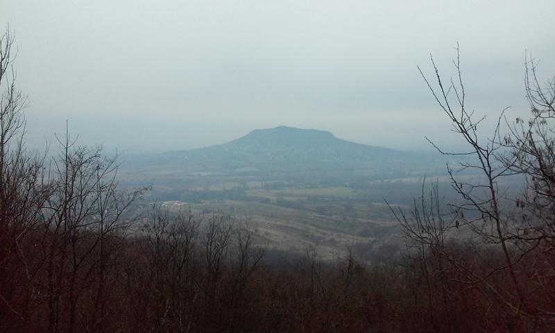 Kilátás (Szent Gyögy-hegy)