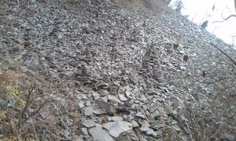 Mesterségesen rakott kőhalmok