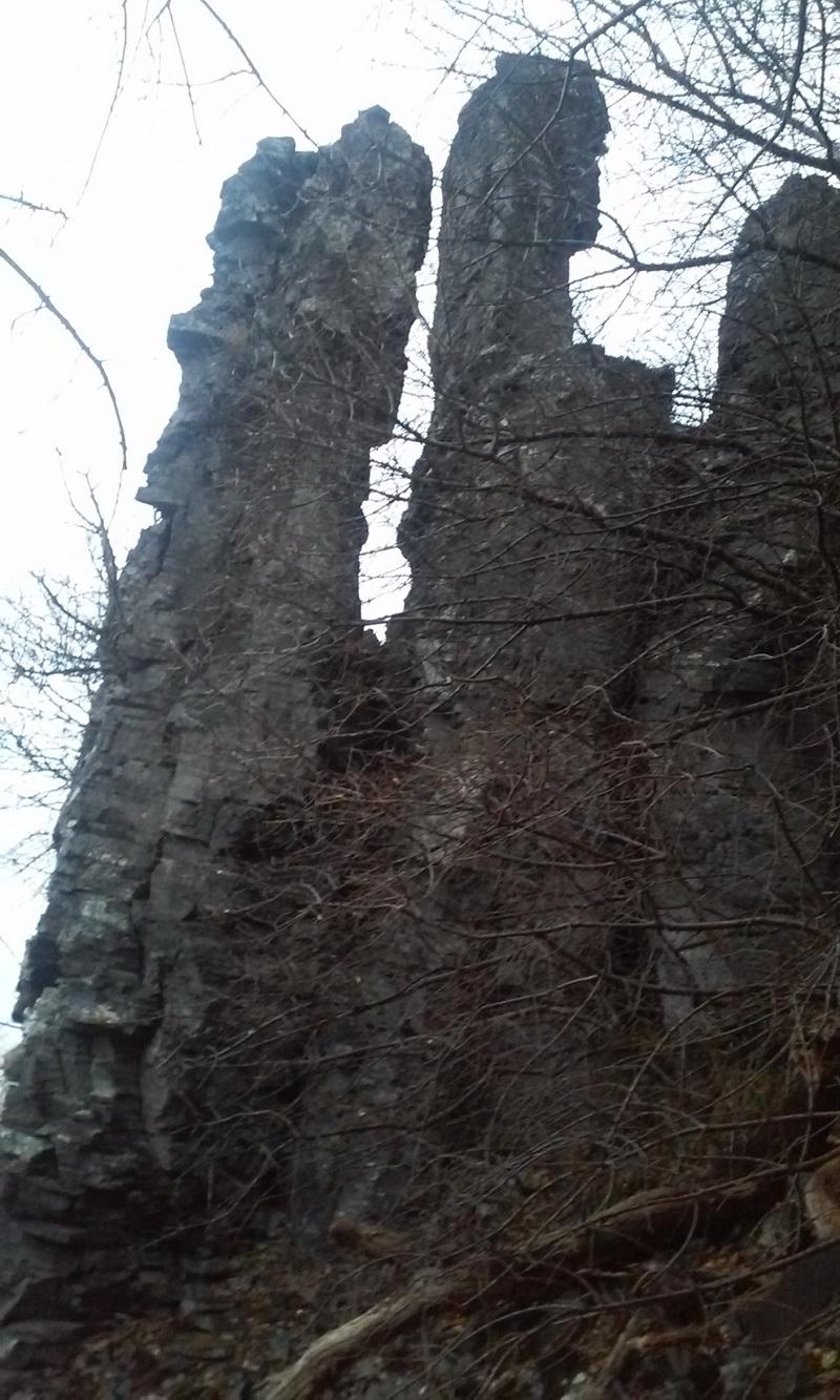 Bazaltoszlopok