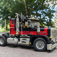Lego-kamion egy használt autó áráért