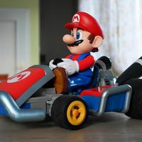 Mario szuper srác, ragadnak rá a nők