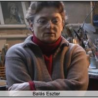 Balás Eszter szobrászművész