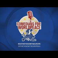 Do they know it's Europe? (Comedians for Worldpeace)