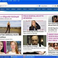 A hír ...és igazából a hozzá tartozó link