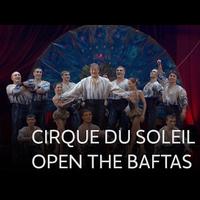 2017-es BAFTA megnyitó a Cirque Du Soleil-el