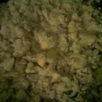 Karfiolos halas tészta