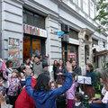 Két Egér Könyvesbolt programja a Kis Könyves Éjen