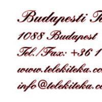 Könyvesek: Budapesti Teleki Téka