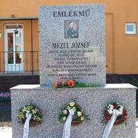Pénzes László: Mezei József és 1848-49-es emlékmű avatása Kislétán./I.rész/